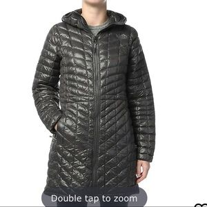 North face thermoball hooded parka